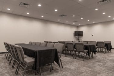 Meeting Room - NoLimits Event Center Owasso